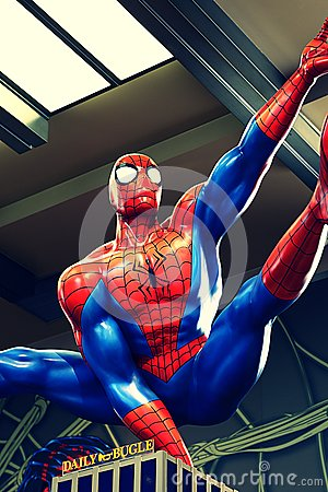 Free Photo Of The Amazing Adventure Of Spider Man Stock Photo - 65150010