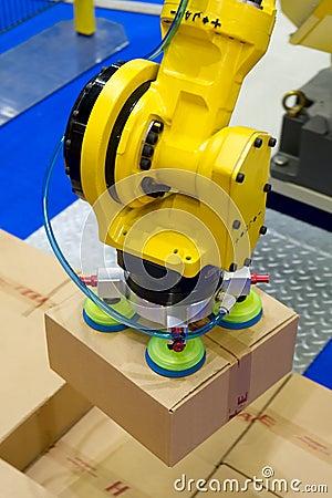 Storage robot