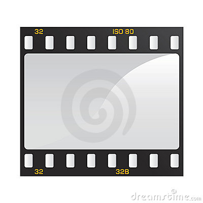 Photo And Video Film Vector Royalty Free Stock Photo - Image: 5604075