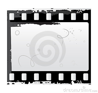 Photo And Video Film Vector Royalty Free Stock Photos - Image: 7160748