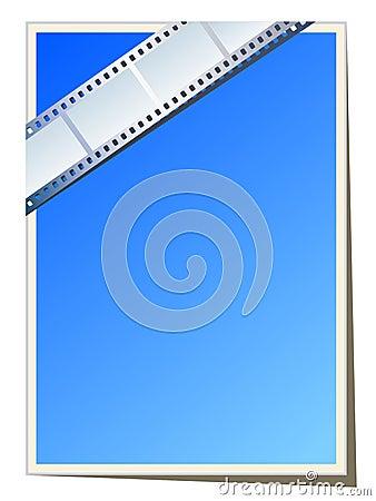 Photo, video template