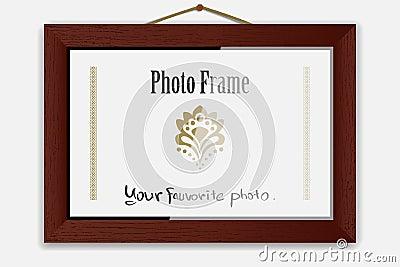 Photoframe On Nail