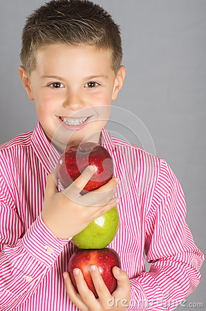 The child of apples 17