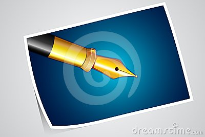 Photograph of Pen