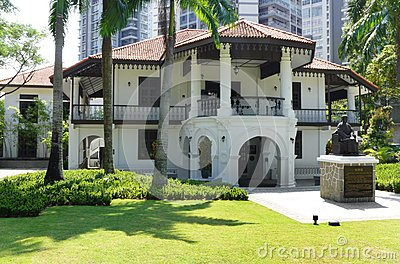Sun Yat Sen Nanyang Memorial Hall Editorial Image