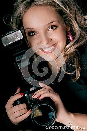 Free Photographer Royalty Free Stock Photo - 11961285