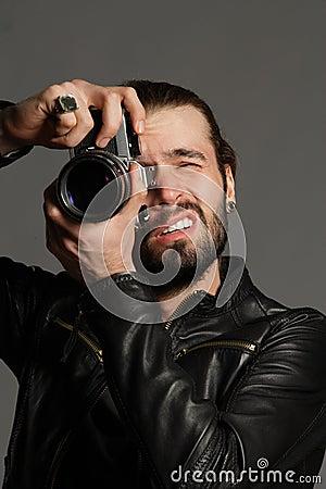 Free Photographer Royalty Free Stock Image - 2704576