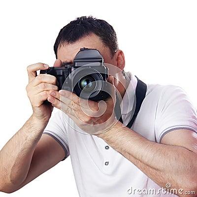 Free Photographer Stock Photography - 27713352