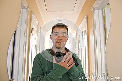 Photographer Self Portrait