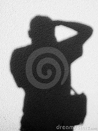 Free Photographer Silhouette Stock Photography - 1369302