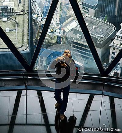 Photographer, 30 St Mary Axe, London