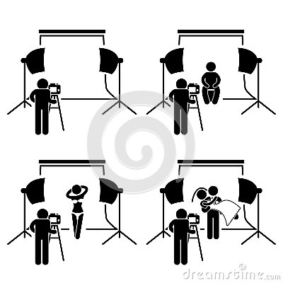 Photographer Studio Photography