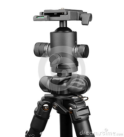 Photographic tripod.