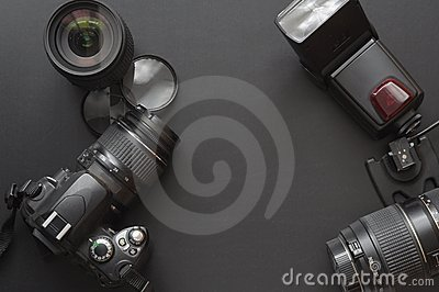 Photography with camera