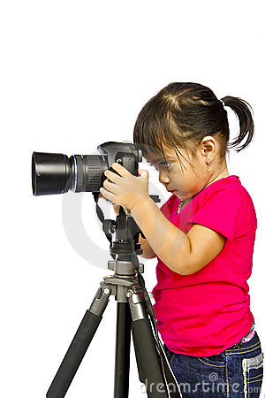 Photography of children.