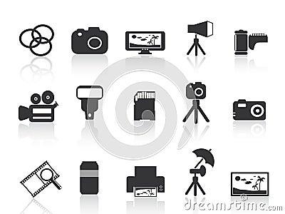 Photography element icon