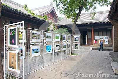 Photography festival Editorial Stock Image