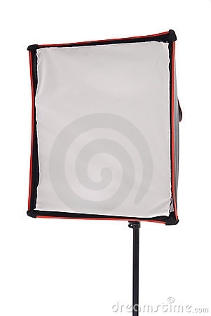 Photography Soft Box Royalty Free Stock Photography - Image: 22026727