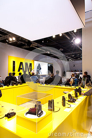Photokina 2012 - Nikon I AM presentation Editorial Photo