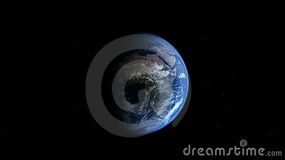 Photoreal Earth - Africa