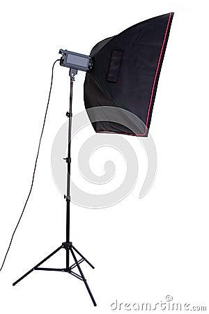 Phototechnique light - softbox