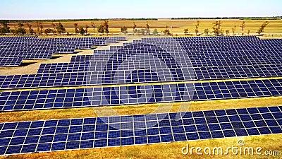 Photovoltaic systemy zasilania zdjęcie wideo