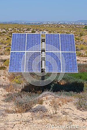 Phovoltaic solar panel