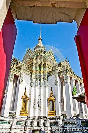Phra Mondop (Hor Tri Jaturamuk) in Wat Pho
