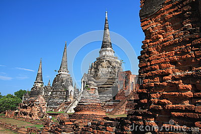Phra si sanphet temple