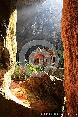 Free Phraya Nakhon Cave Stock Images - 16454424