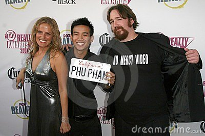 Phu Pham at the FOX Reality Channel Really Awards 2007. Boulevard3, Hollywood, CA. 10-02-07 Editorial Image