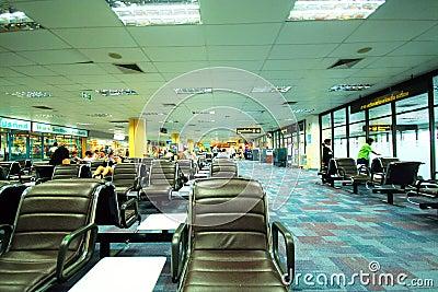 Phuket airport Editorial Stock Image