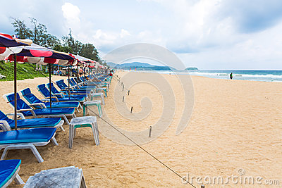 PHUKET - JUNE 7 : Tourists Spend Their Holiday On JUNE 7, 2014 Stock ...