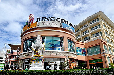 Phuket thailand het winkelcentrum van ceylon van jung redactionele foto afbeelding 23271841 for Eigentijdse buitenkant
