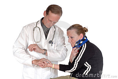 Physical exam, doctor