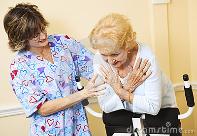 Physical Therapy - Help From Nurse