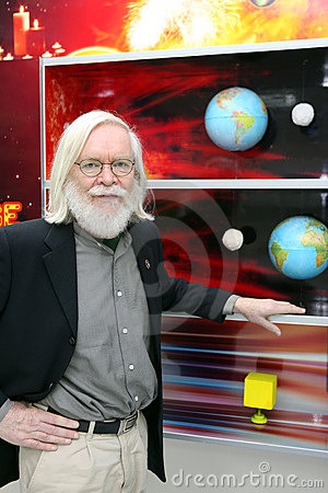 Physicist John Ellis Editorial Photo