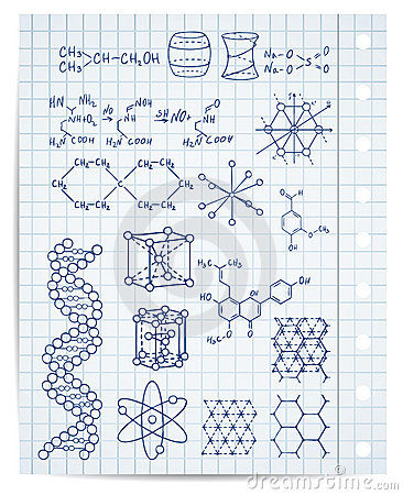 Physics and chemistry set