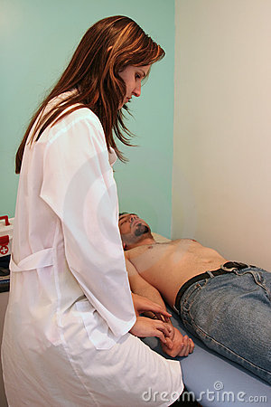 Physiotherapy and acumpunture treatment