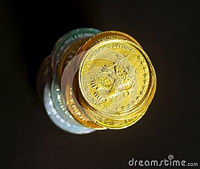 Pièces de monnaie 4