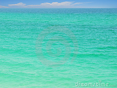 Piękny ocean