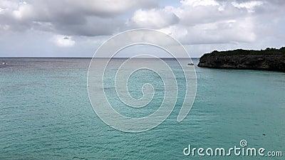 Piękny schronienie, Grote Knip, Curacao zbiory wideo