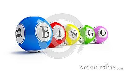 Piłki bingo