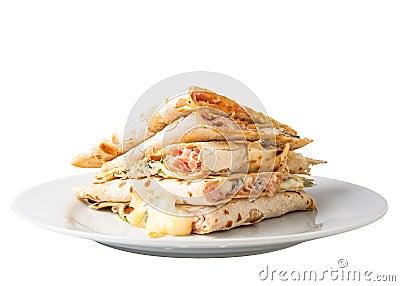 Piadina sandwich