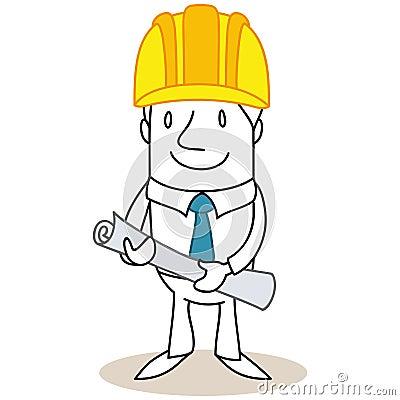 Piani della tenuta del responsabile della costruzione dell for Disegnare piani di costruzione online gratuitamente