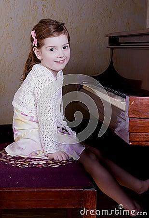 Pianino preschooler