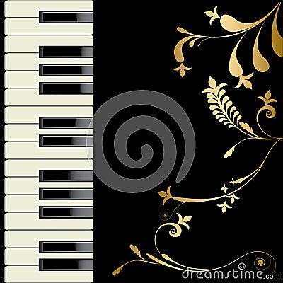 Free Piano Royalty Free Stock Image - 14111586