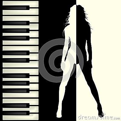 Piano bar brochure