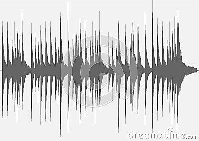Piano, chaves tristes do toque música livre de royalties