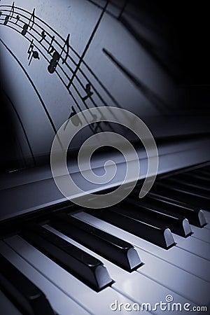 Free Piano Elegance Stock Image - 7323311